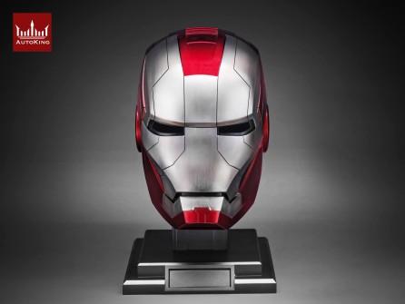 Autoking 1:1 Scale Iron Man Mark 5 Helmet