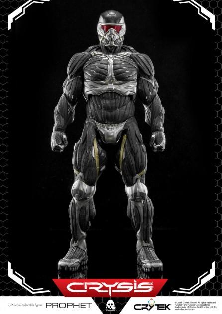 ThreeZero 1/6th Scale Prophet from Crysis