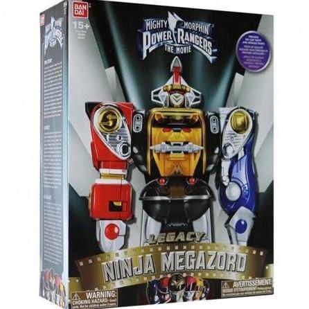Bandai Power Rangers Legacy Ninja Megazord