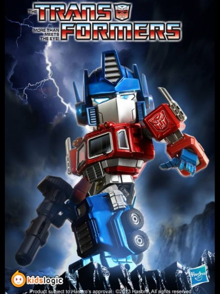 Kidslogic Transformers Optimus Prime Figure Mecha Nations