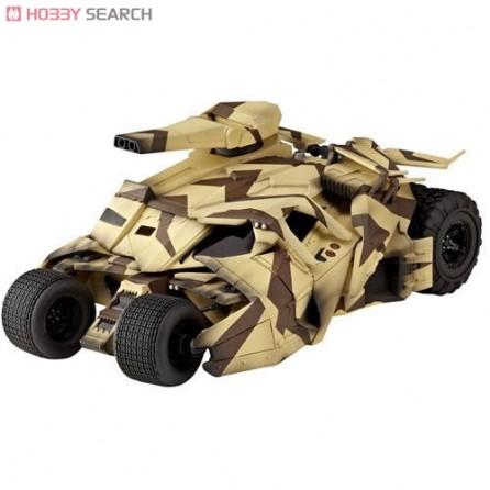 SCI-FI Revoltech Series No.047 Batmobile Tumbler Cannon