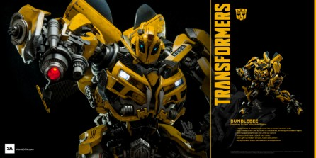 ThreeA Transformers Bumblebee Premium Scale Collectible Figure