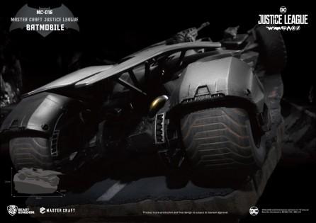 Beast Kingdom Master Craft Justice League Batmobile