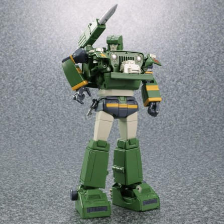 Takaratomy Transformers Masterpiece MP-47 Hound