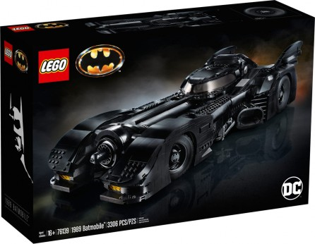 Lego Batman 76139 1989 Batmobile™