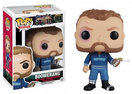 Funko POP! Suicide Squad Captain Boomerang Figure