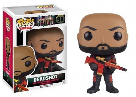 Funko POP! Suicide Squad Deadshot Unmasked Figure