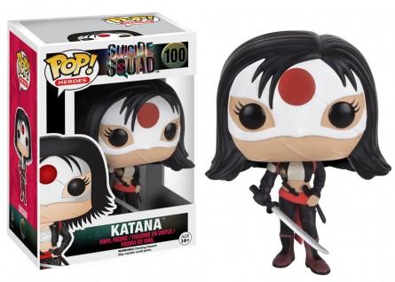 Funko POP! Suicide Squad Katana Figure