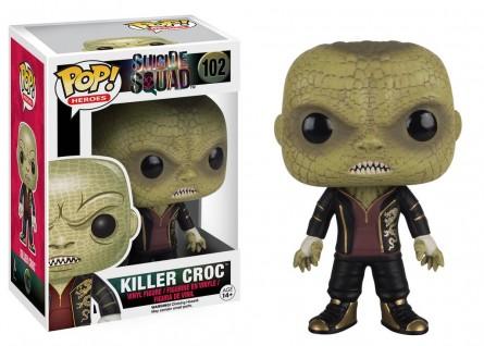 Funko POP! Suicide Squad Killer Croc Figure