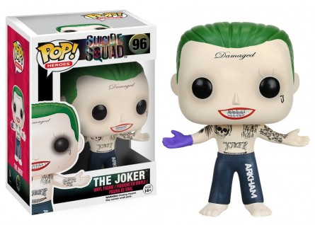 Funko POP! Suicide Squad The Joker Figure