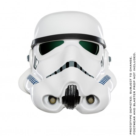 Anovos Star Wars Original Trilogy Stormtrooper Helmet