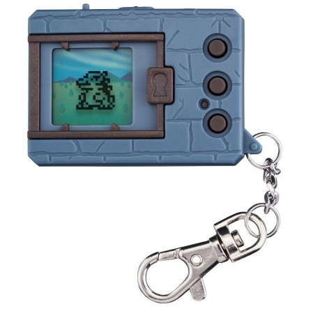 Bandai Digimon Digital Monster Ver. Revival (Gray Color)