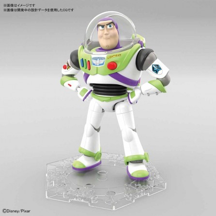 Bandai Toy Story 4: Buzz Lightyear Model Kit