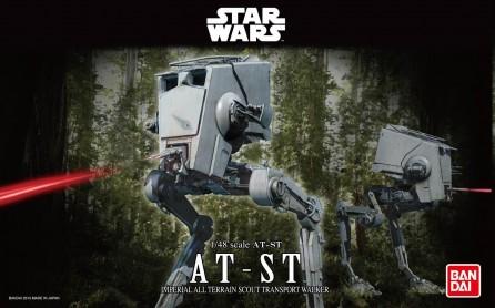 Bandai Star Wars 1/48 Scale AT-ST Walker Model Kit