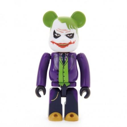 Bearbrick 100% Batman Joker (Laughing Version)