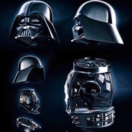 Hasbro Star Wars Black Series Darth Vader Helmet