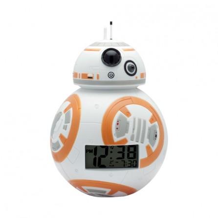 BulbBotz Star Wars BB-8 Alarm Clock