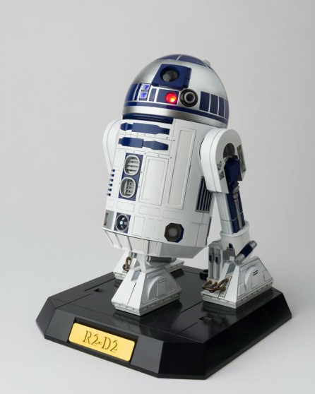 Bandai Soul of Chogokin Star Wars A New Hope R2-D2 Figure