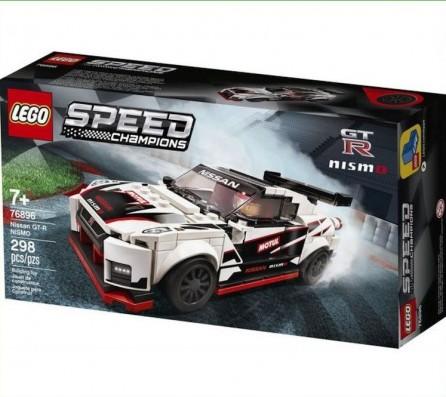 Lego 76896 Nissan GTR NISMO
