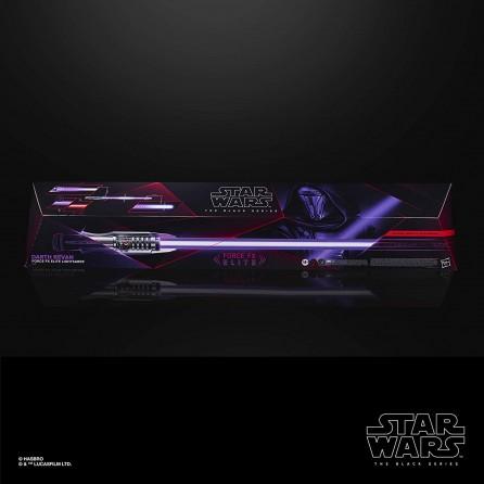 Star Wars The Black Series Darth Revan Force FX Elite Lightsaber