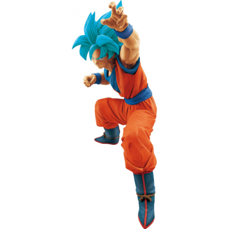 Banpresto Dragon Ball Super Saiyan God Super Saiyan Goku Big Size Figure