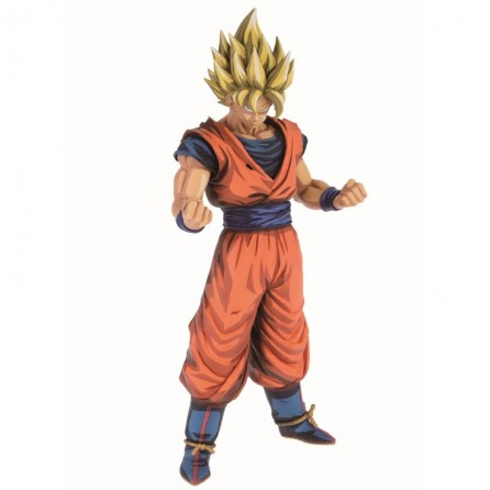 Banpresto Dragon Ball Z Grandista Super Saiyan Son Goku Manga Dimension