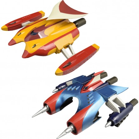 Evolution Toy Dynamite Action! Marine & Drill Spazer Set
