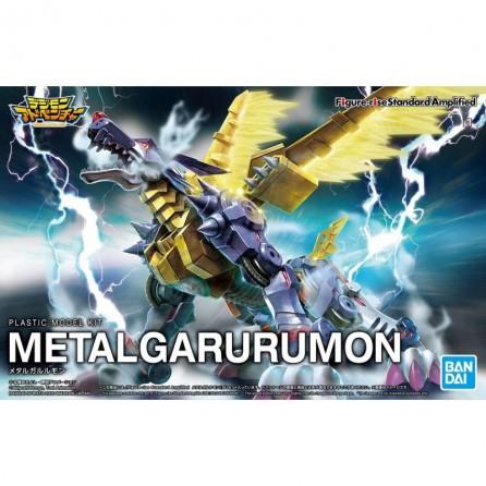 Bandai Figure-Rise Standard Amplified METAL GARURUMON