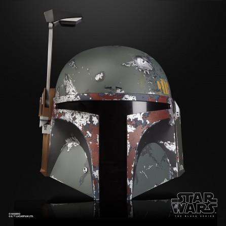 Hasbro Star Wars Black Series Boba Fett Premium Helmet