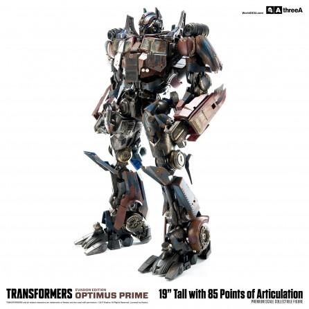 ThreeA Transformers AOE Optimus Prime Evasion Edition Premium Scale Figure