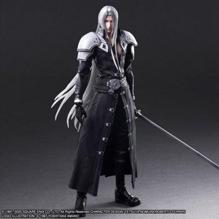 Play Arts Kai Final Fantasy VII Remake Sephiroth