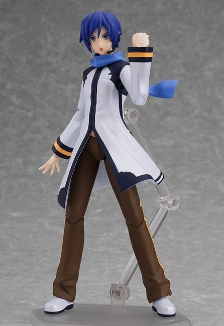 Figma #192 Vocaloid Kaito