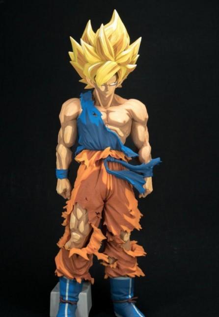 Banpresto Dragon Ball Z Super Master Stars Piece: Goku Manga Dimension