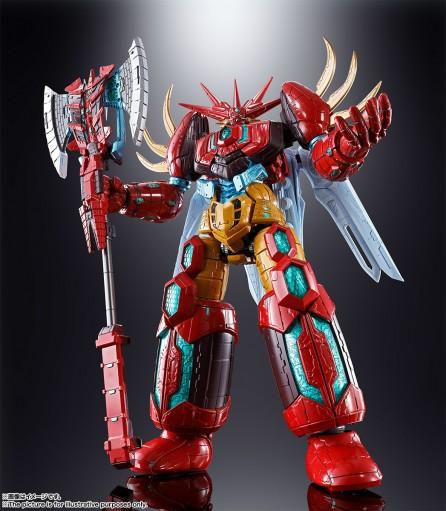 Bandai Soul of Chogokin GX-87 Getter Emperor (Shin Getter Robo)