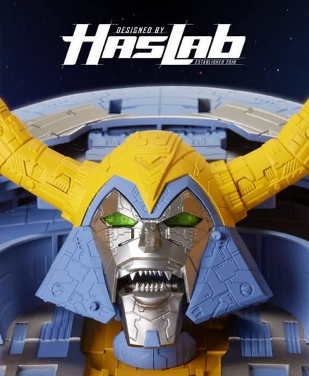 Haslab Transformers: War For Cybertron Unicron
