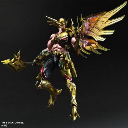 PlayArts Kai DC Comics Variant Hawkman Figure