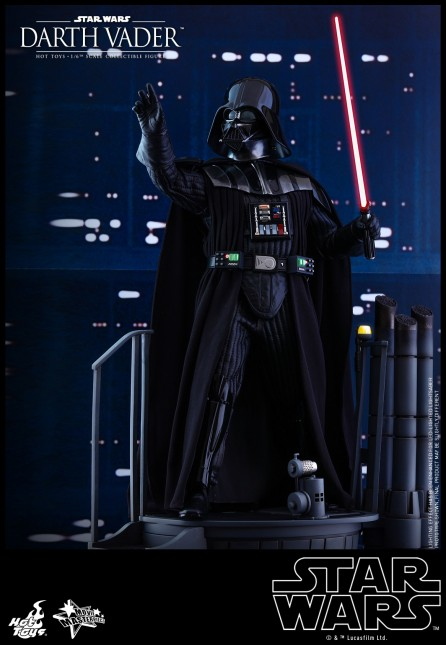 Hot Toys 1/6th Scale MMS452 Star Wars: Episode V The Empire Strikes Back Darth Vader Figure