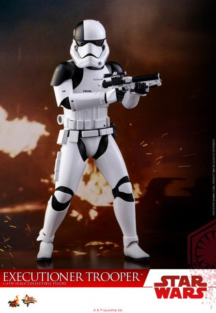 Hot Toys 1/6th Scale MMS428 Star Wars: The Last Jedi Executioner Trooper Figure