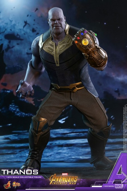 Hot Toys 1 6th Scale Mms479 Avengers Infinity War Thanos
