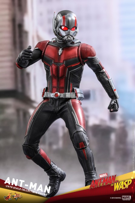 Hot Toys 1/6th Scale MMS497 Ant-Man and the Wasp: Ant-Man Collectible Figure