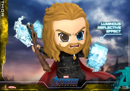 Hot Toys COSB652 Thor Cosbaby (S) Bobble-Head