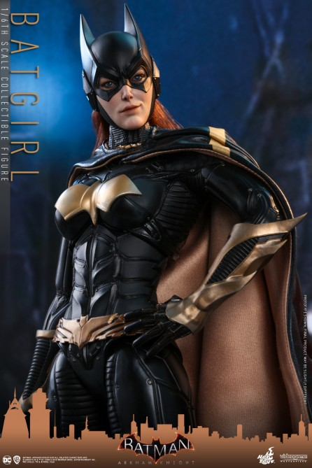 Hot Toys 1/6th Scale VGM40 Batman: Arkham Knight Batgirl Collectible Figure