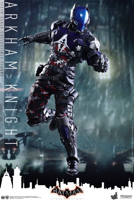 Hot Toys 1/6th Scale VGM28 Batman: Arkham Knight Collectible Figure