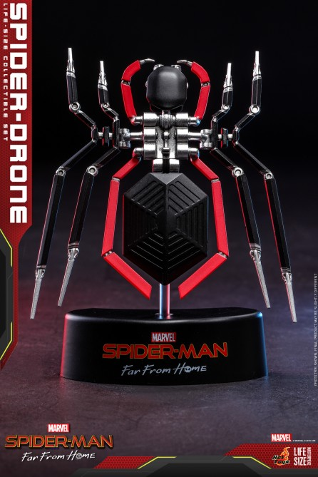 Hot Toys LMS011 Spider-Man: Far From Home Spider-Drone Life-Size Collectible Set