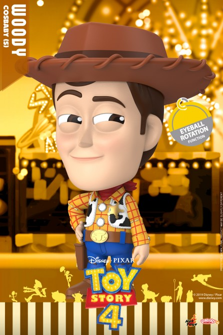 Hot Toys COSB603 Woody Cosbaby (S) Bobble-Head