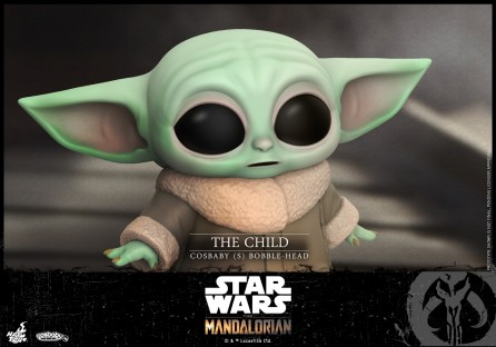Hot Toys COSB743 The Child Cosbaby (S) Bobble-Head