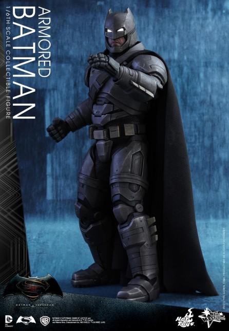 Hot Toys 1/6th Scale Batman v Superman: Dawn of Justice Armored Batman