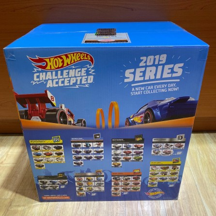 Hot Wheels HWC 2019 Mainline Factory-Sealed Set