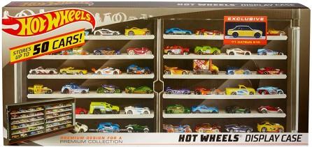 Hot Wheels 50th Anniversary Display Case