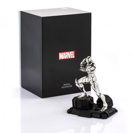 Royal Selangor Limited Edition Iron Man Pewter Figurine